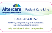Patient Care Line card