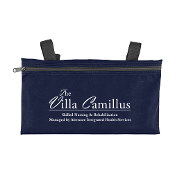 Colored Canvas Walker Accessory Bag
